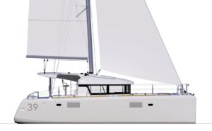 lagoon-39-catamaran-side-profile
